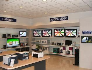 Scan Computer New Showroom